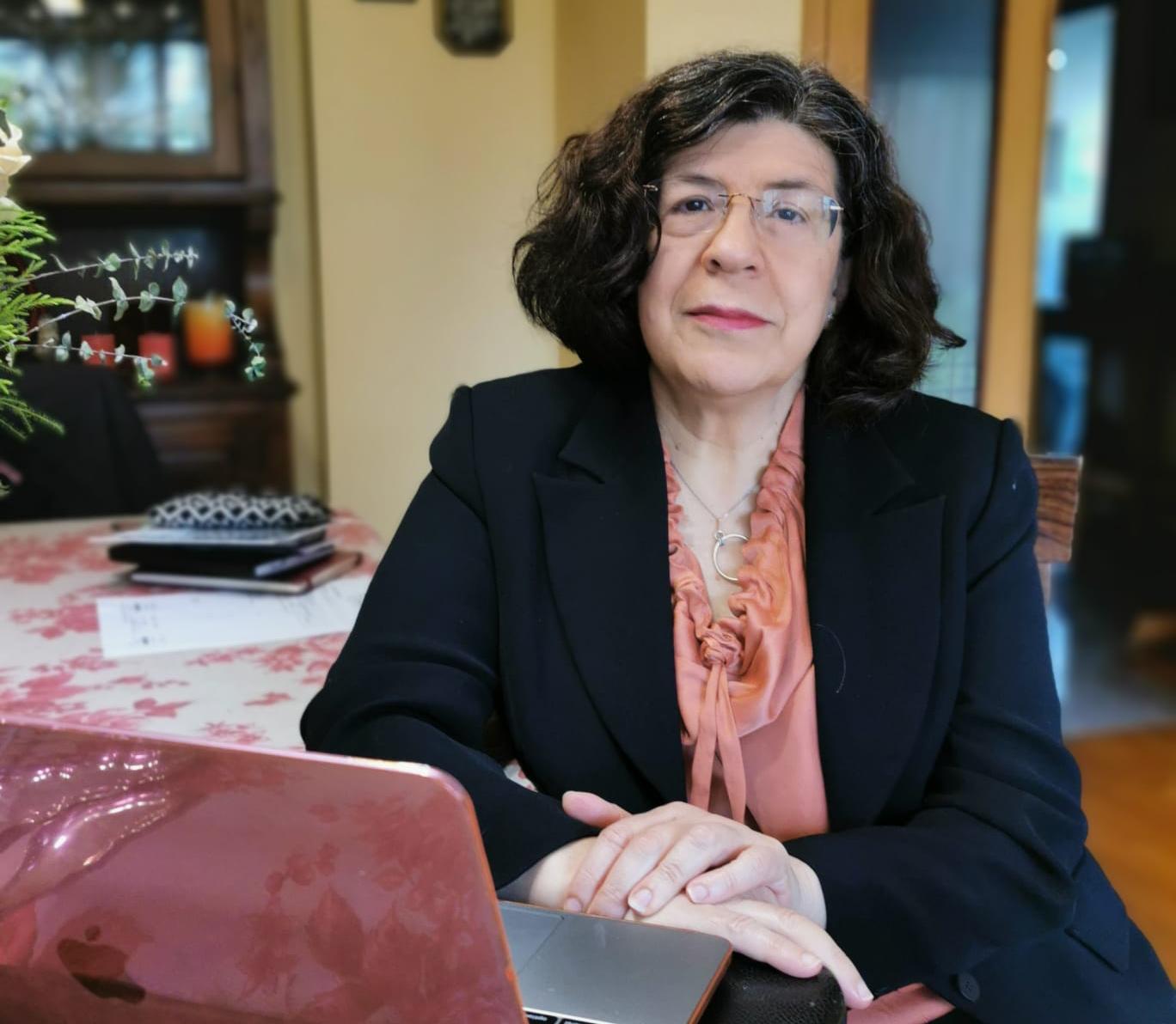 Dra. Margarida Martinho, Secretária Geral da SPG
